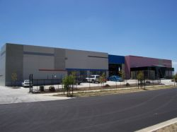 Our epping bulk pet food distribution center.